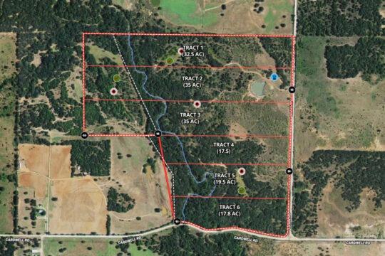 Salt Creek Ranch Estates | Tract 4